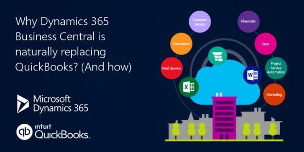 Why Dynamics 365 Business Central is naturally replacing QuickBooks? (And how)