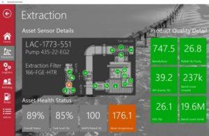 Screen Shot of IoT Asset Sensor