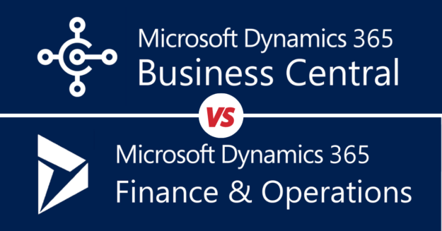 Dynamics 365 (D365) Business Central vs. Finance and Operations