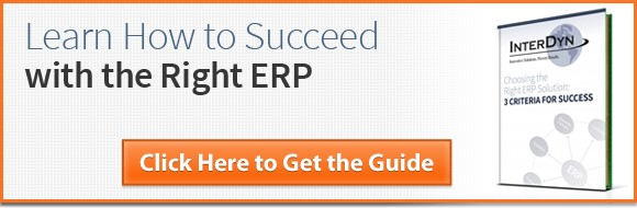 learn how to succeed with the righ tERP