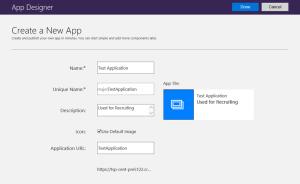 Microsoft Dynamics 365 App Modules