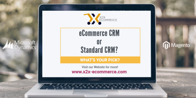 eCommerce CRM and Standard CRM