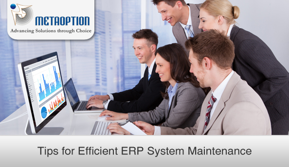 Tips for Efficient ERP System Maintenance