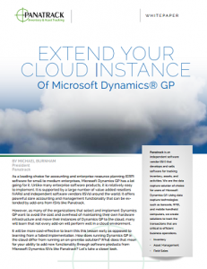 Are Dynamics GP ISV Add-Ons Cloud Compatible?