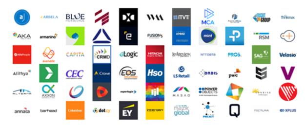 FY20 Microsoft Business Applications Inner Circle Members