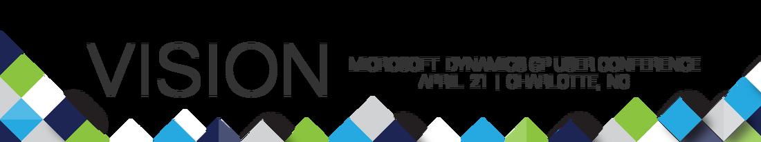 microsoft dynamics gp user conference charlotte nc vision 2016
