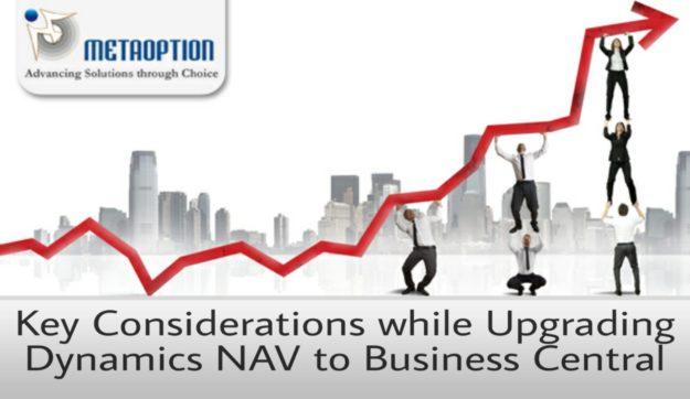 Upgrade Considerations for Microsoft Dynamics NAV
