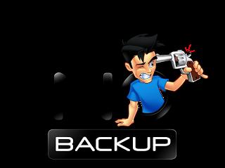 no backup
