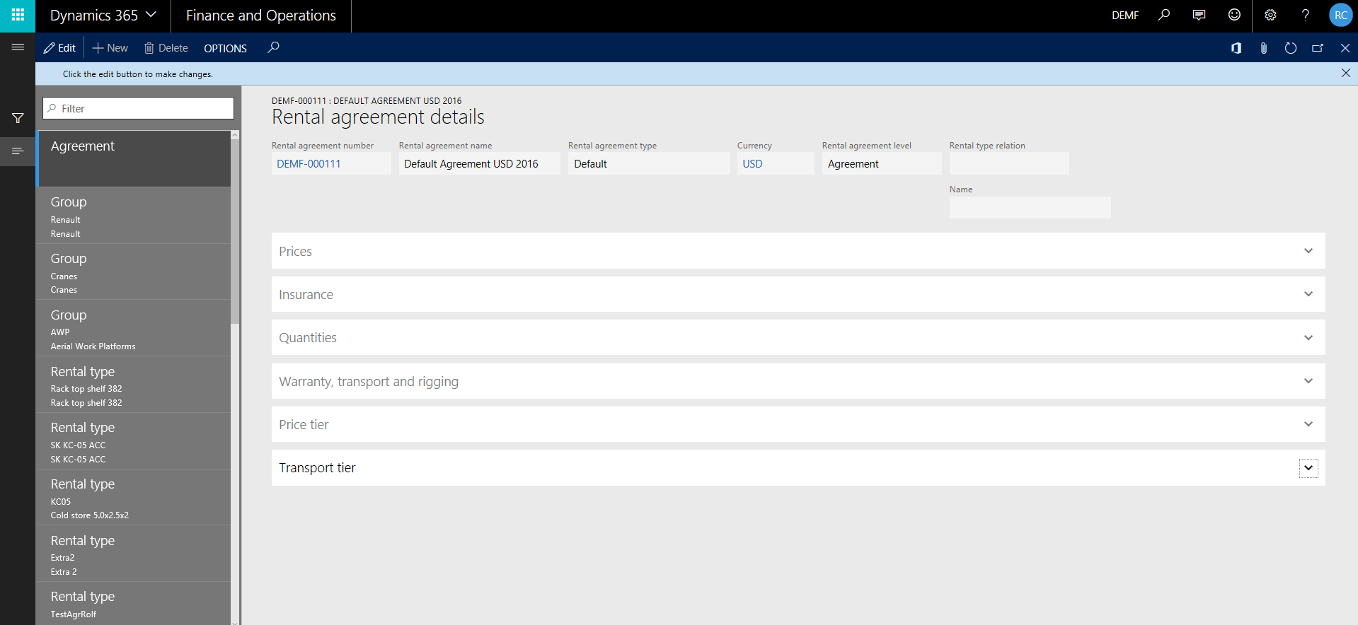 Possibilities In A Rental Agreement Erp Software Blog