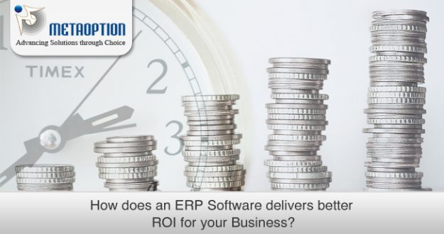 How does ERP Software delivers better ROI for your Business?
