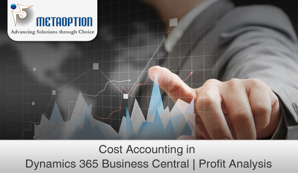 Cost Accounting in Dynamics 365 Business Central | Profit Analysis