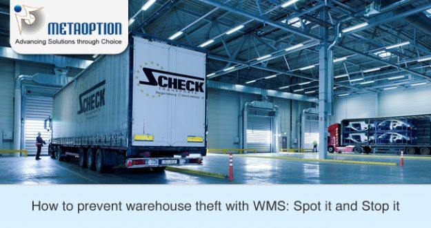How to prevent warehouse theft with WMS