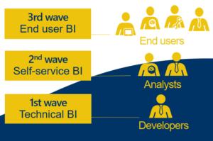 Microsoft PowerBI user types