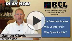 Clients First Testimonial Video from Damon Clovis