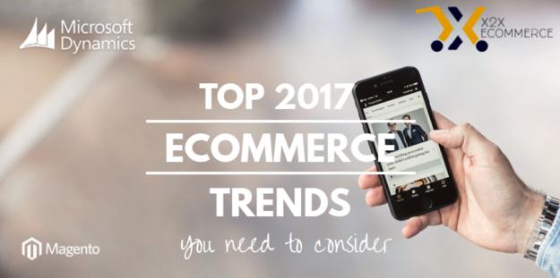 Top 2017 eCommerce Trends