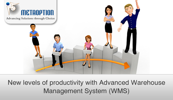 New levels of productivity with Advanced Warehouse Management System (WMS)
