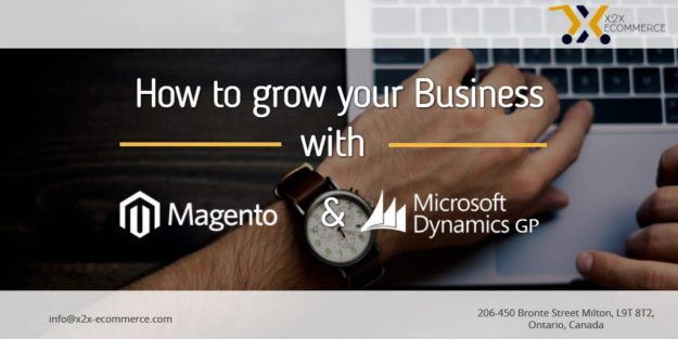 How to grow your Business with Magento and Dynamics GP - eCommerce